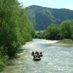 Splavovanie a rafting